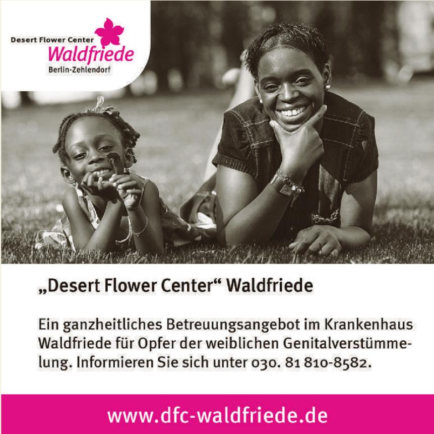 Desert Flower Center Waldfriede