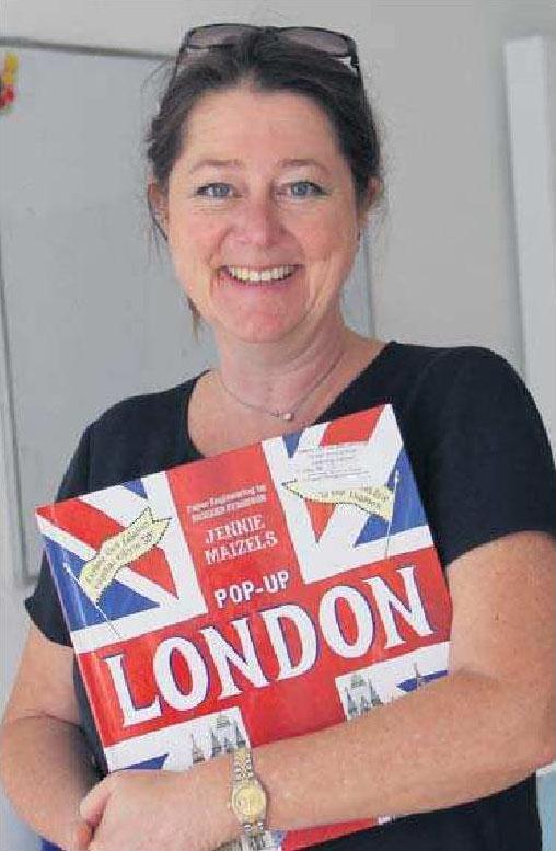 Bei Polly Mai-Jennings und ihren Sprachschulen lernt man Englisch mit viel Herzblut. Foto: C. Pehar