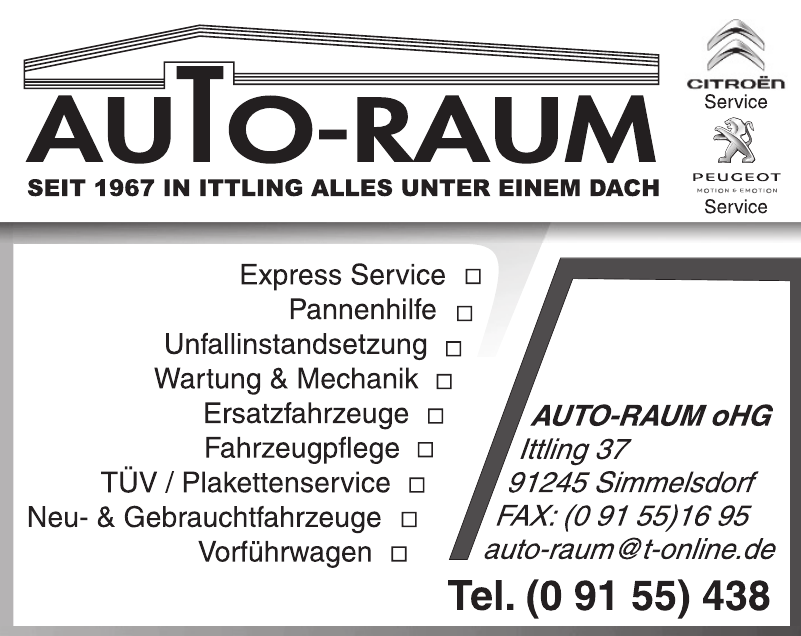 Auto-Raum OHG