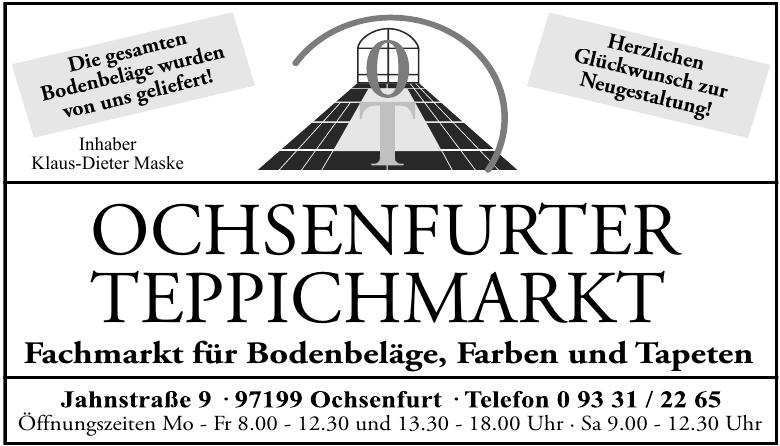 Ochsenfurter Teppichmarkt