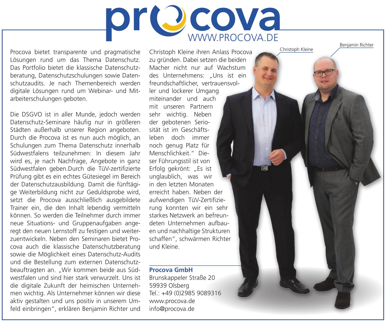 Procova GmbH