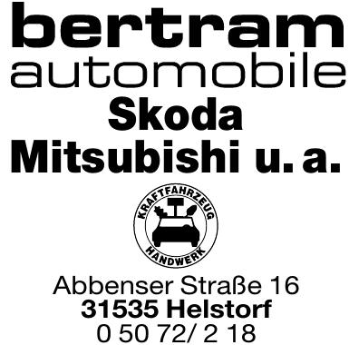 Bertram Automobile