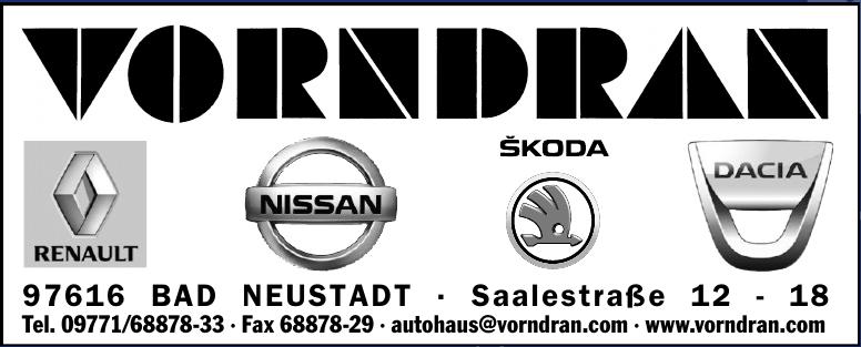 Autohaus Vorndran