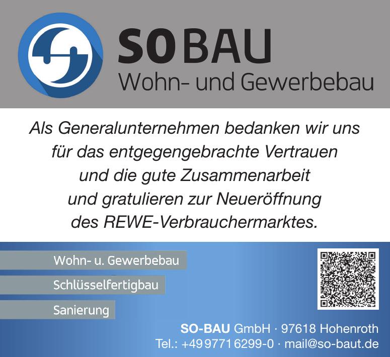 SO-BAU GmbH