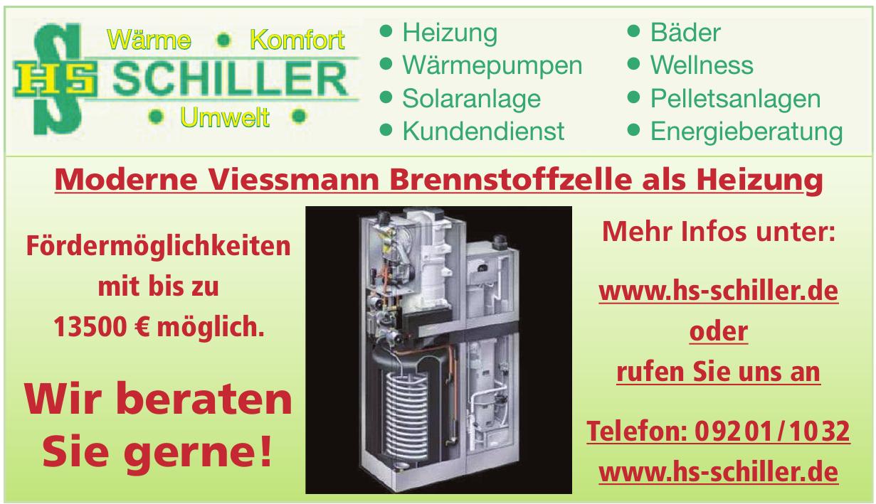 Schiller Heizung-Sanitär GmbH