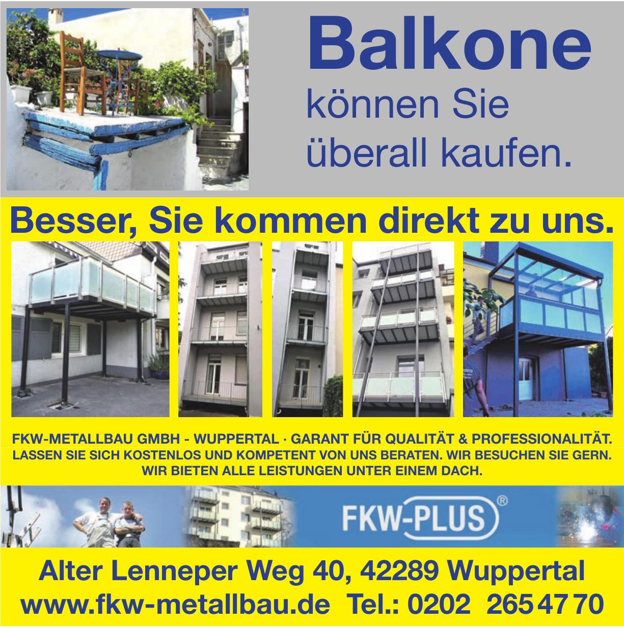 FKW-Metallbau GmbH