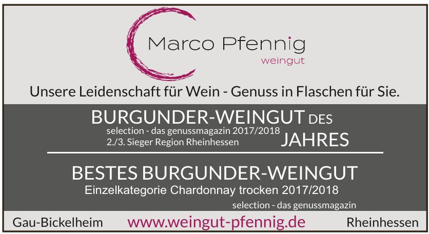 Marco Pfennig - Weingut