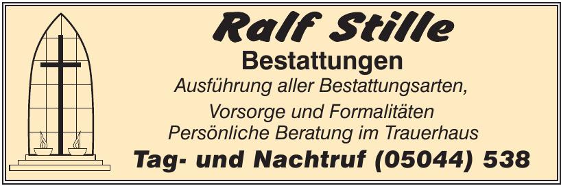 Bestattungen Ralf Stille