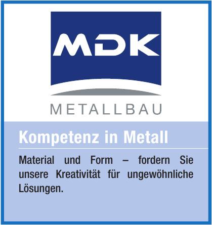 MDK Metallbau
