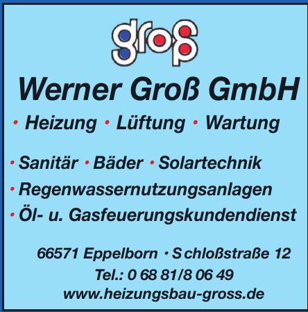 Werner Groß GmbH