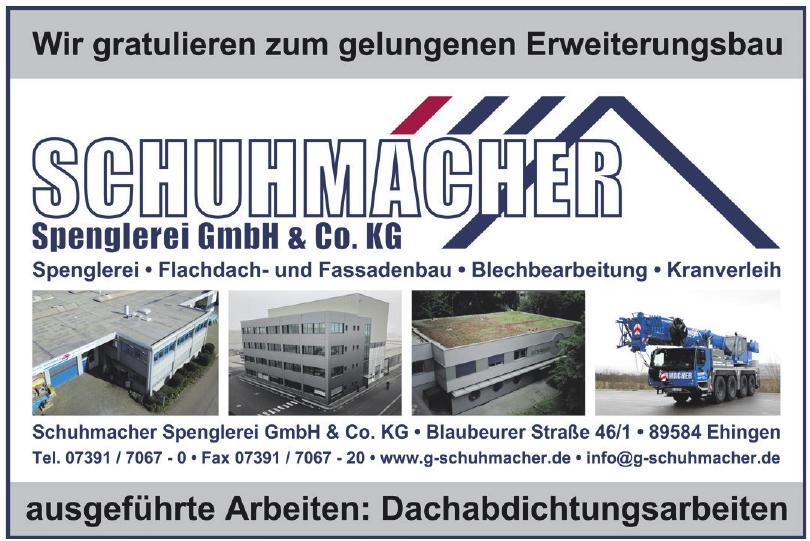 Schuhmacher Spenglerei GmbH & Co. KG