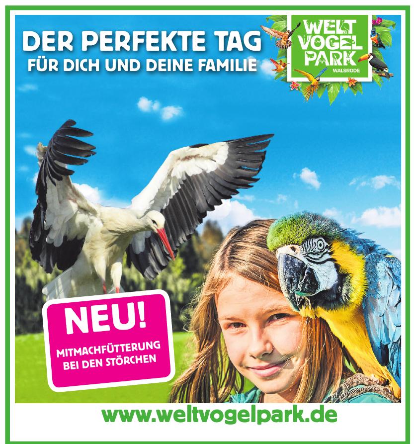Welt Vogel Park
