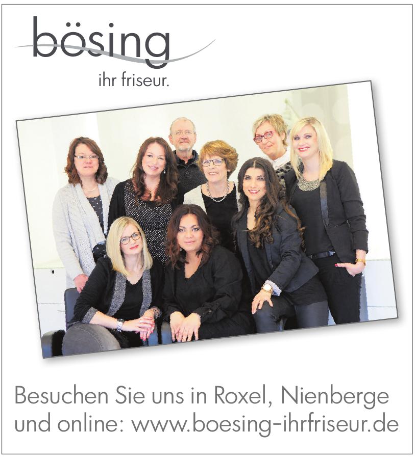 Bösing - Ihr Friseur