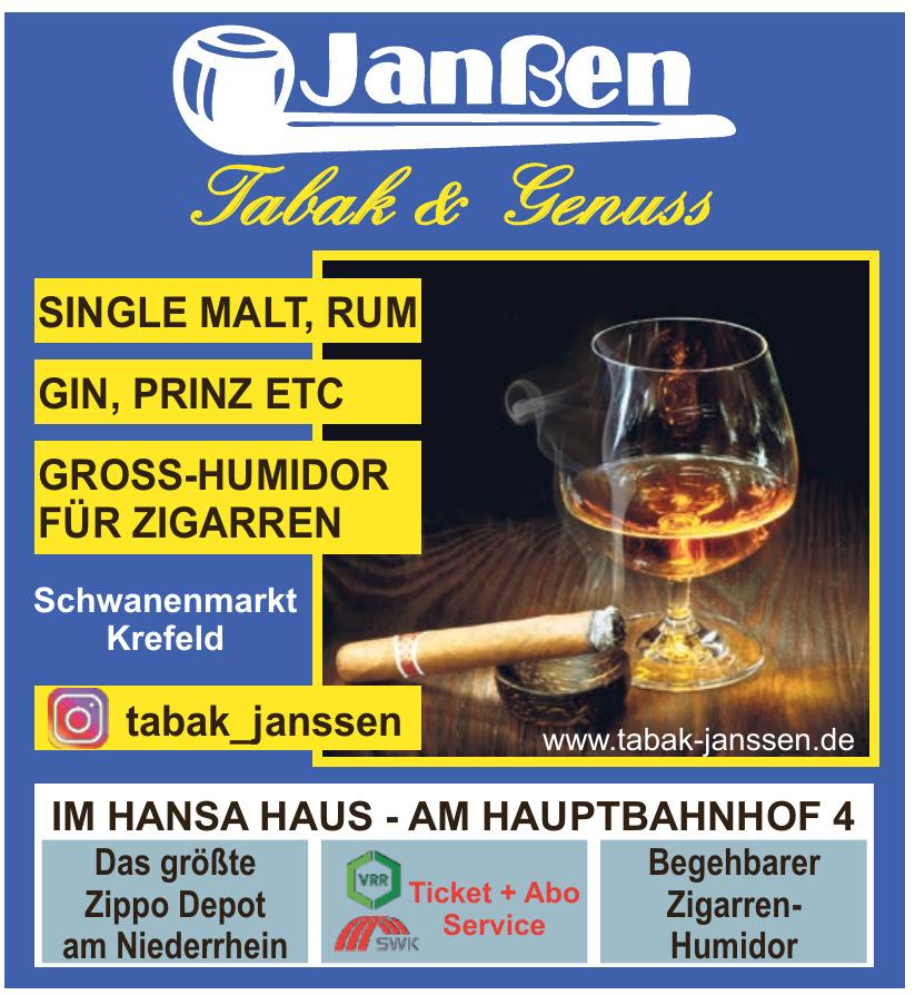 Janßen Tabak & Genuss