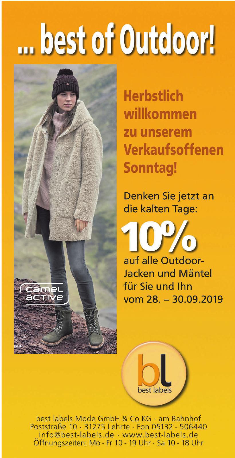 best labels Mode GmbH & Co. KG