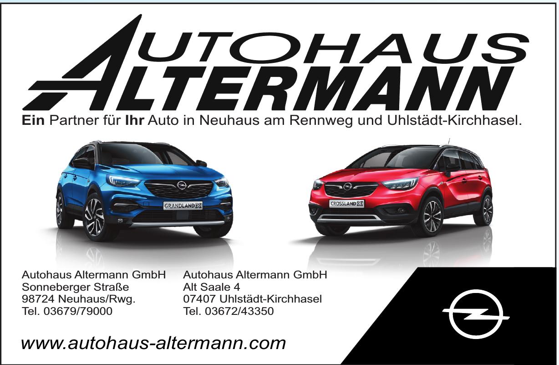 Autohaus Altermann
