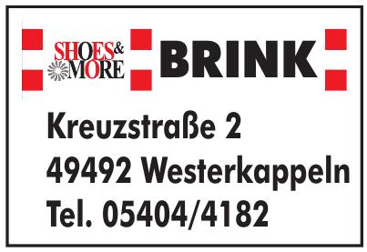Shoes & More Brink