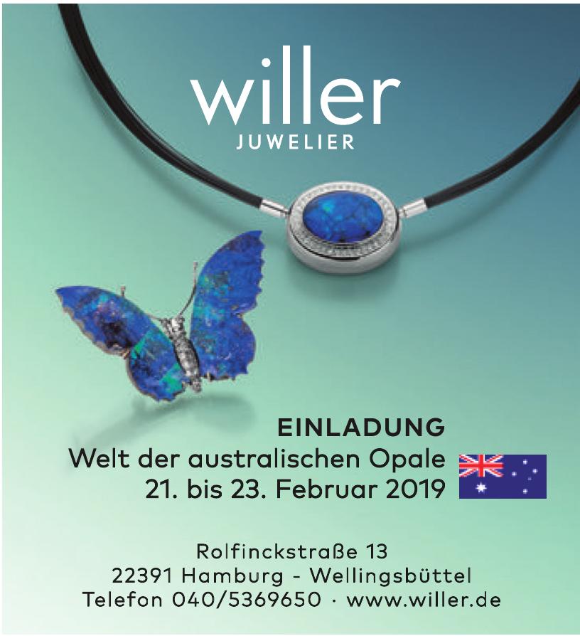 Willer Juwelier