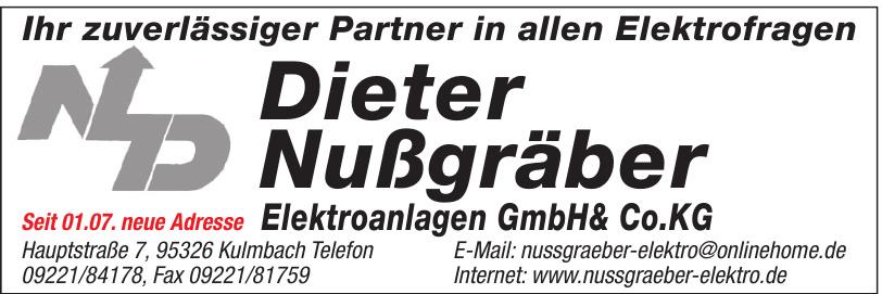 Dieter Nußgräber Elektroanlagen GmbH& Co.KG