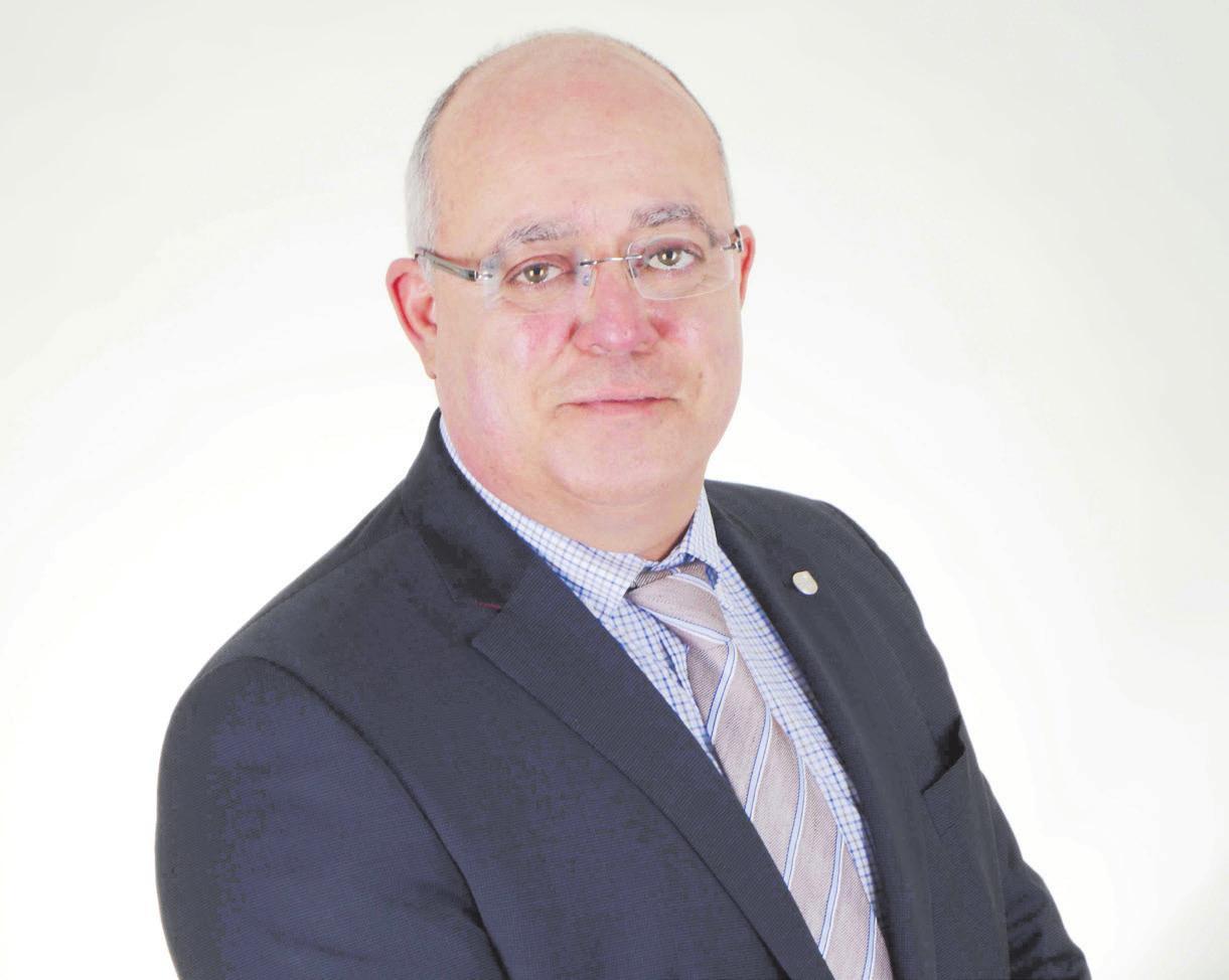 Robert Smejkal, Kreishandwerksmeister der Kreishandwerkerschaft Heidenheim. Foto: Kreishandwerkerscha Heidenheim