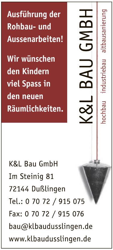 K & L Bau GmbH