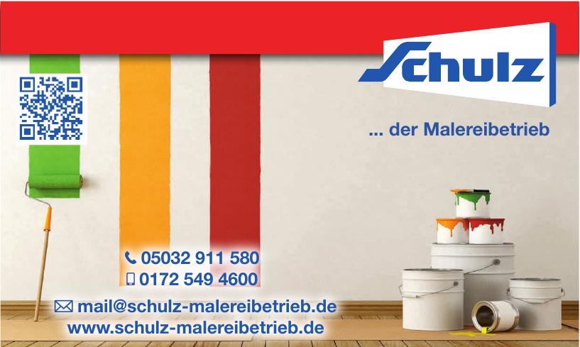 Schulz Malerbetrieb