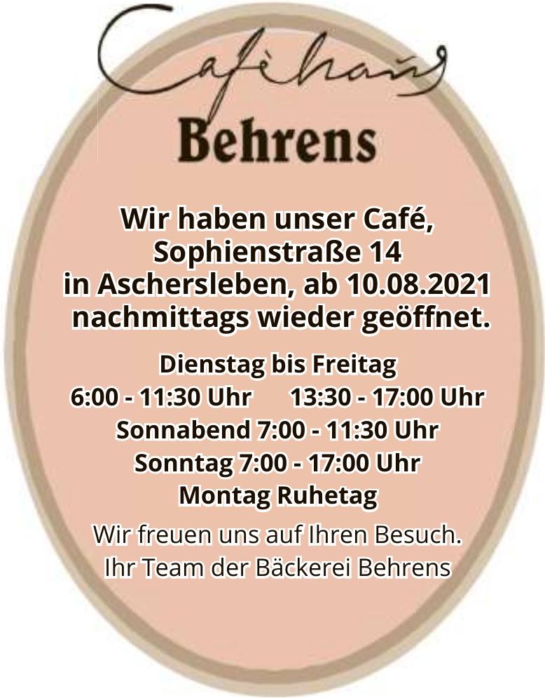 Cafehaus Behrens