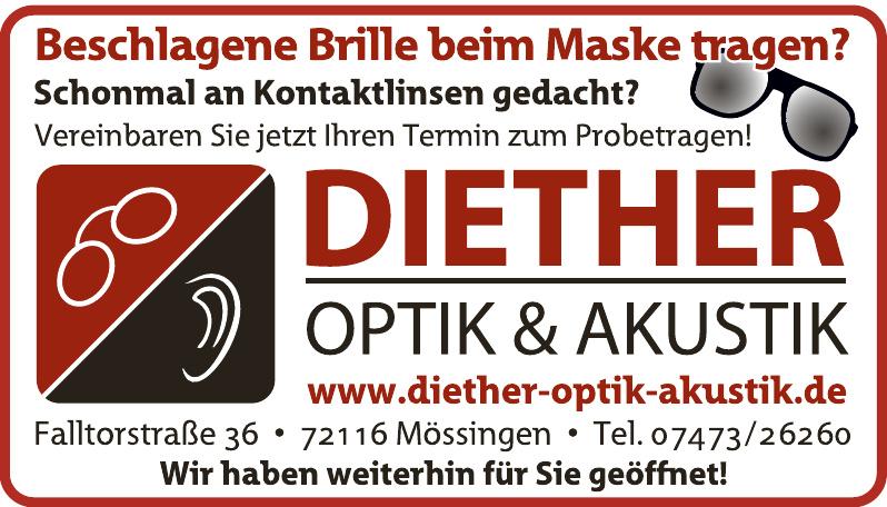 DIETHER Optik & Akustik