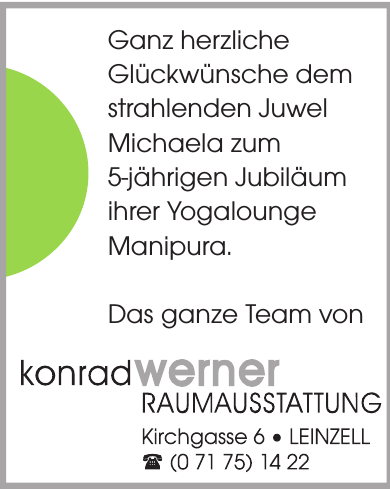Konrad Werner Raumausstattung