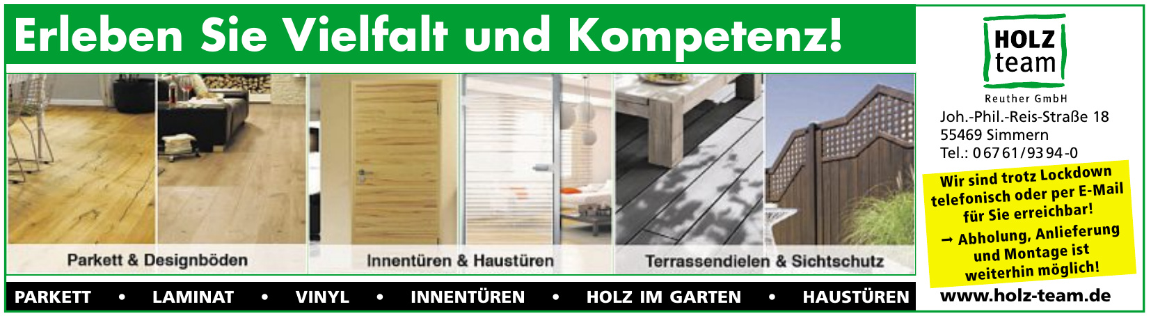 Holz Team Reuther GmbH