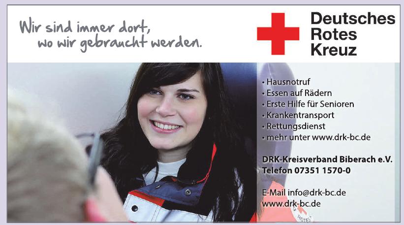DRK-Kreisverband Biberach e.V