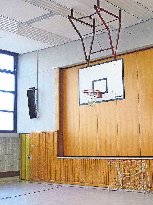 Es wird mehr Platz für den Vereinssport in der Halle gefordert.