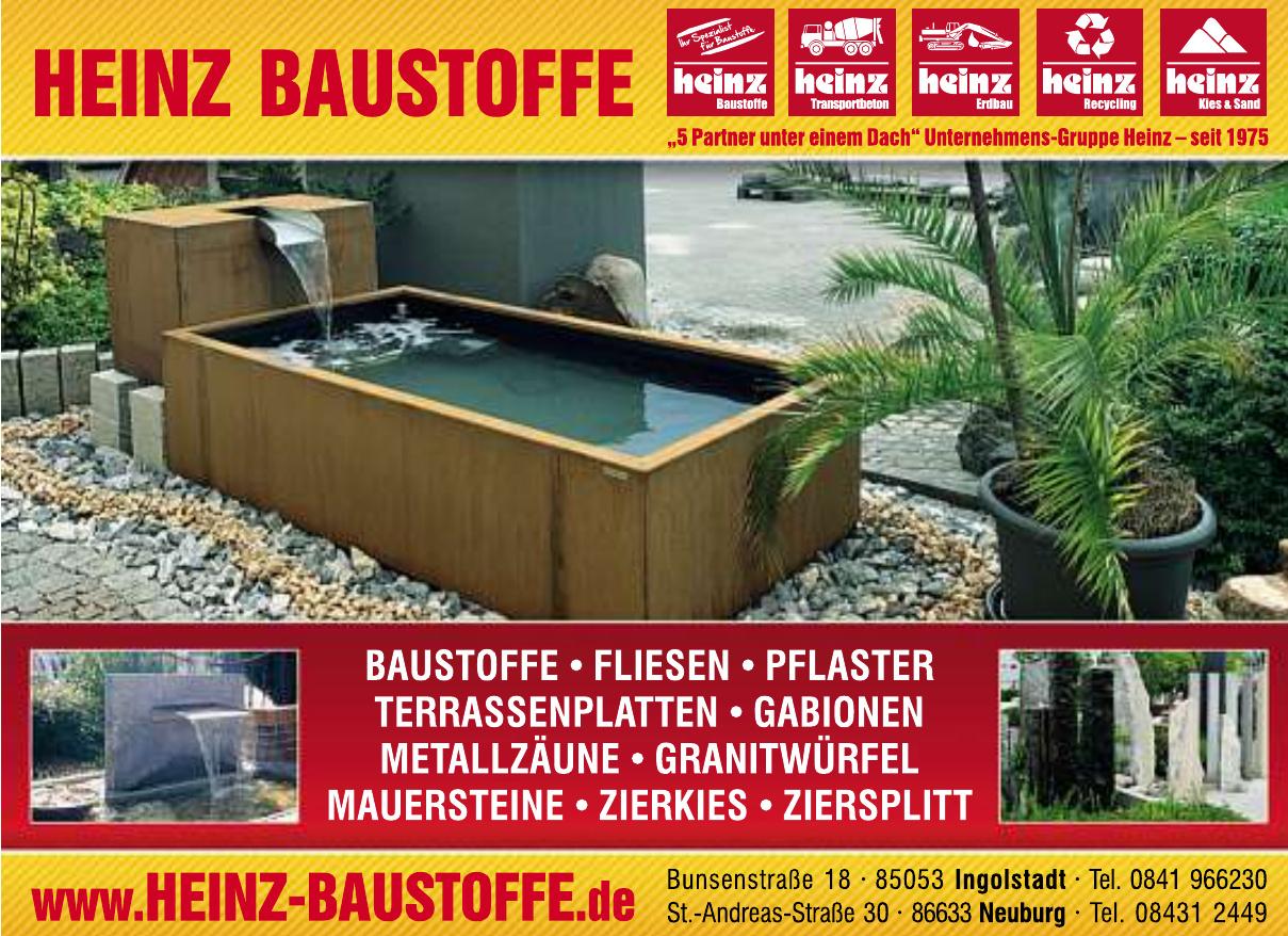 Heinz Baustoffe