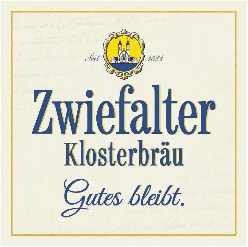 Zwiefalter Klosterkbräu