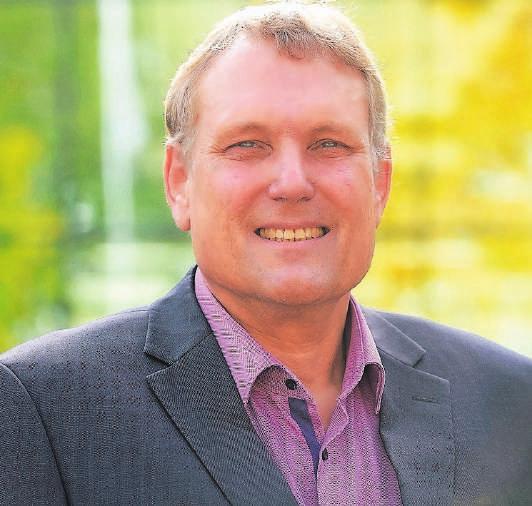 """""""Wir sehen die Bergische Wirtschaft insgesamt gut aufgestellt – und glauben, dass sie auch diese Krise bewältigen kann"""", sagt Rolf Volmerig, Vorstand der Wirtschaftsförderung Wuppertal."""