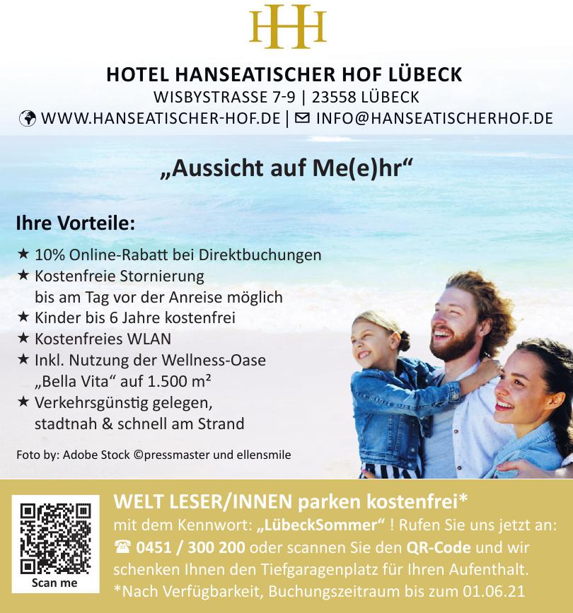 Hotel Hanseatischer Hof Lübeck