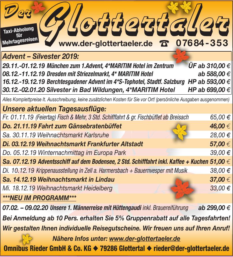 Omnibus Rieder GmbH & Co.KG