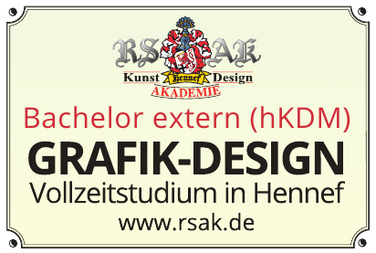 hKDM Bachelor extern - Grafik-Design