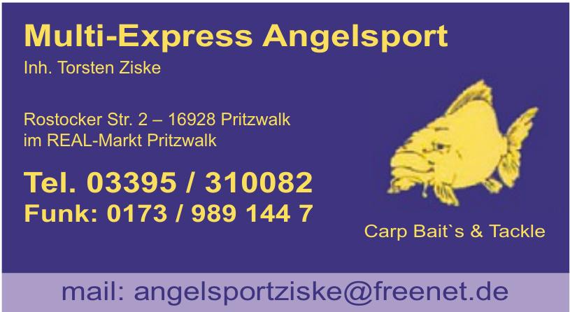 Multi-Express Angelsport