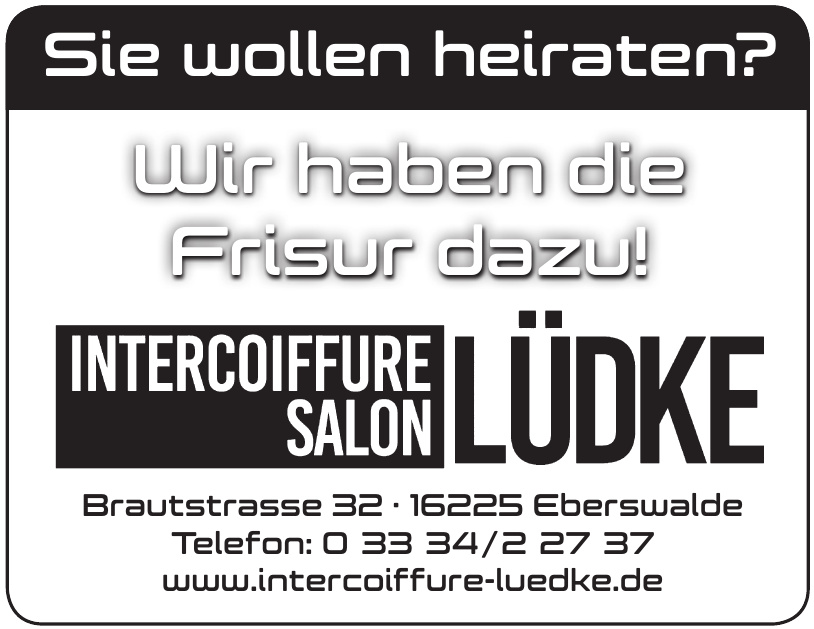 Intercoiffure Salon Lüdke
