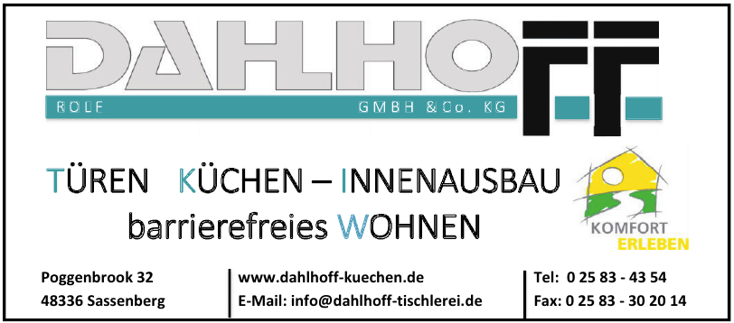 Dahlhoff GmbH & Co. KG