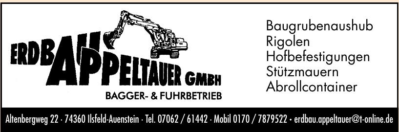 Erdbau Appeltauer GmbH