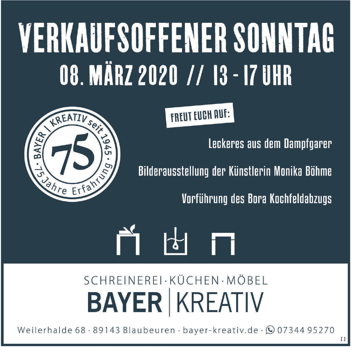 Bayer Kreativ