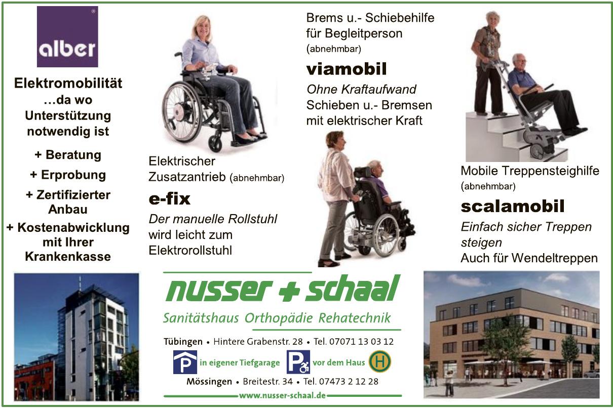 Nusser + Schaal