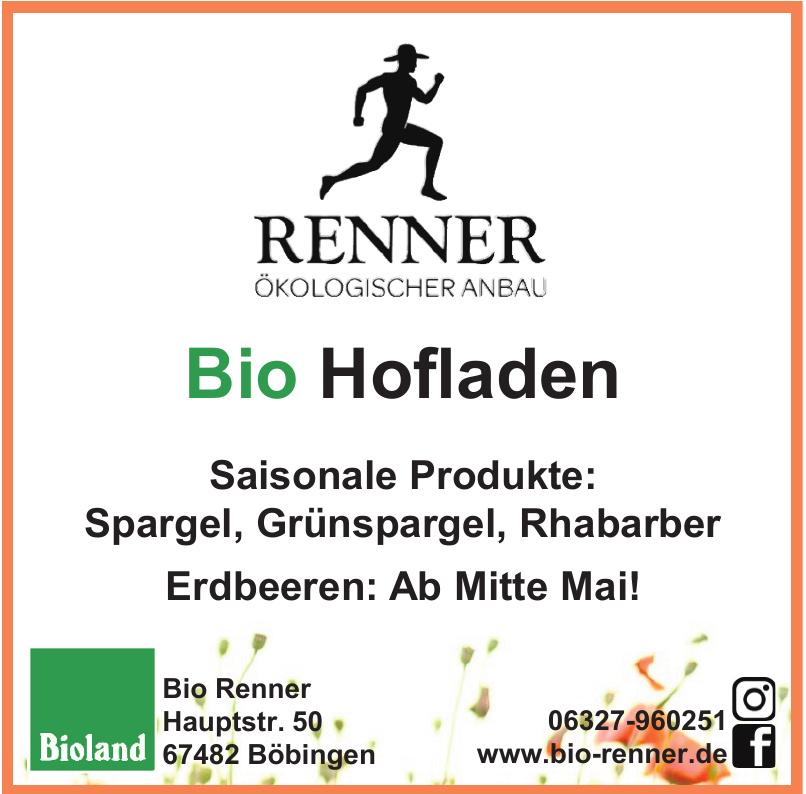 Bio Renner