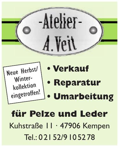 Atelier A. Veit für Pelze und Leder