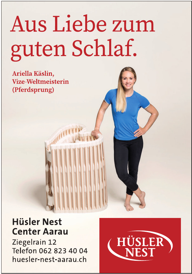 Hüsler Nest Center Aarau