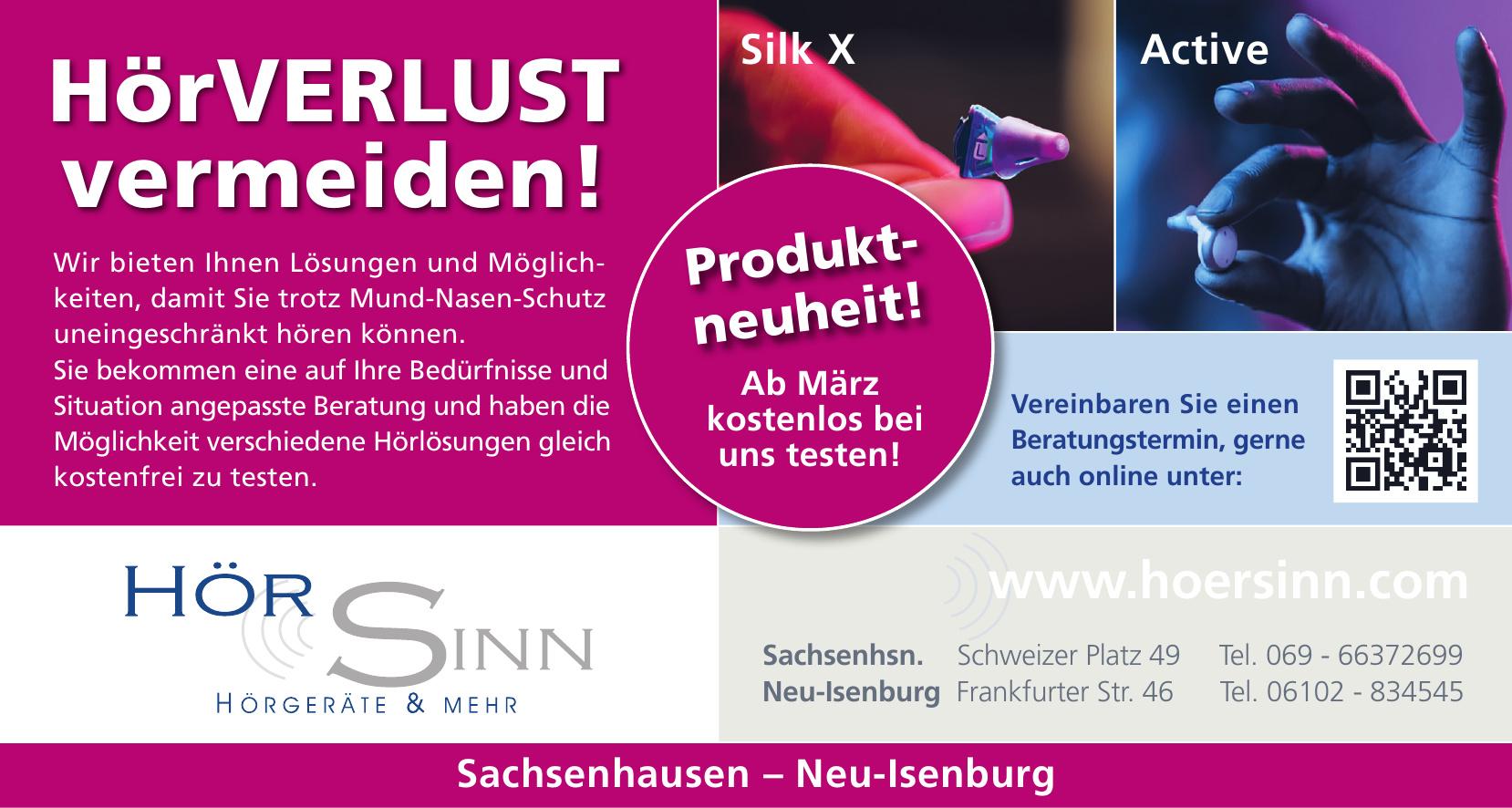 Hörsinn Hörgeräte & Mehr GmbH