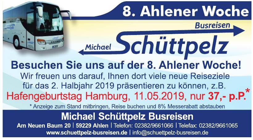 Michael Schüttpelz Busreisen