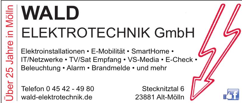 Wald Elektrotechnik GmbH
